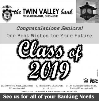 congratulations seniors our best