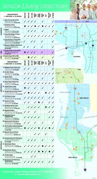 Keystone Village Map : keystone, village, SENIOR, LIVING, DIRECTORY,, Senior, Living, Directory