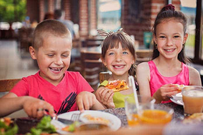Local Kid Friendly Restaurants