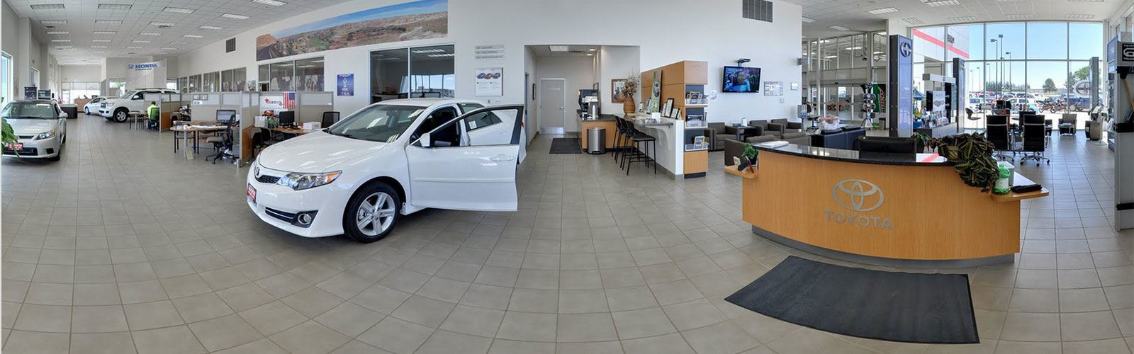 Car Dealer Virtual Tour