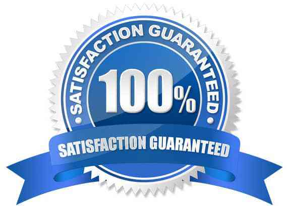 Testimonials guarantee-seal