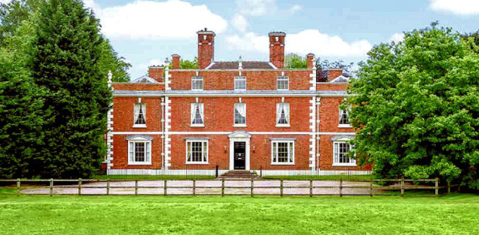 Stately Homes Willaston Hall