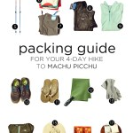 What to Pack for Machu Picchu and Your 4-Day Inca Trail Hike