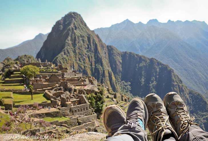 Ultimate Guide on How to Hike to Machu Picchu on the Inca Trail // localadventurer.com