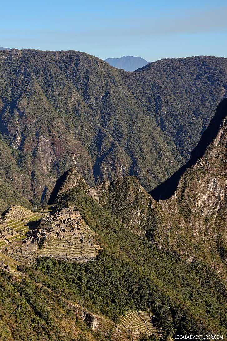Intipunku Sun Gate (How to Hike to Machu Picchu Ultimate Guide) // localdventurer.com