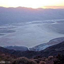 Death Valley CA: Dante's View