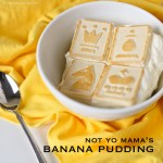 Not Yo Mama's Banana Bread Pudding Recipe