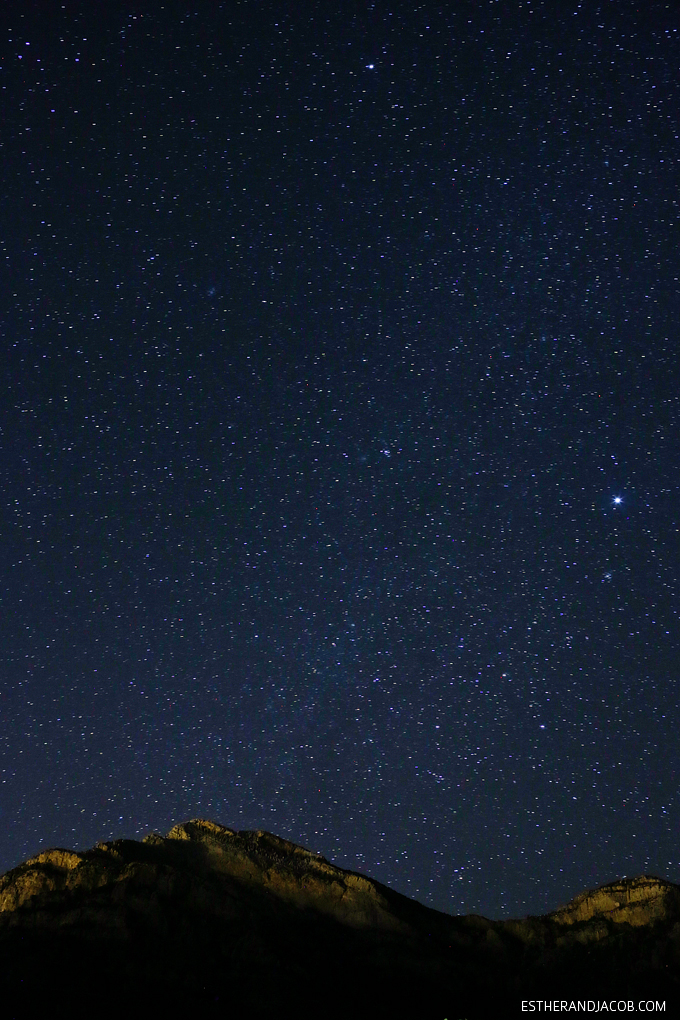 Star Party on Mount Potosi Las Vegas + Tips for Your Visit // localadventurer.com