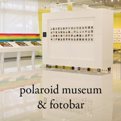 Polaroid Museum // Polaroid Fotobar Las Vegas.