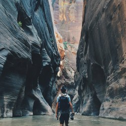 Will We Survive Hiking the Narrows?