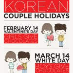 Korean Holidays for Couples