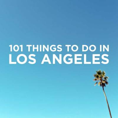 101 Things to Do in Los Angeles California - the Ultimate LA Bucket List - from the popular spots everyone has to do at least once to the spots a little more off the beaten path. // localadventurer.com