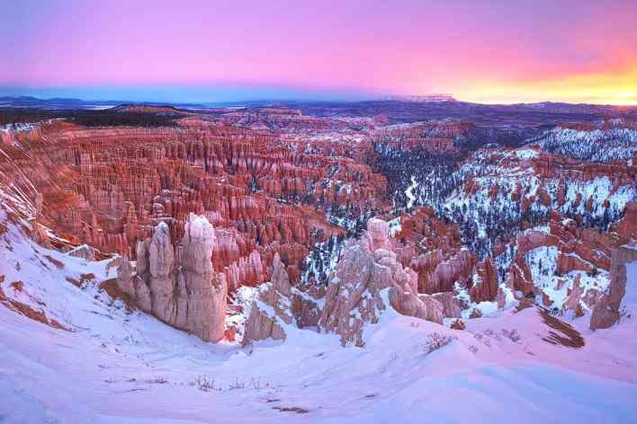 Inspiration Point Bryce Canyon Things to Do