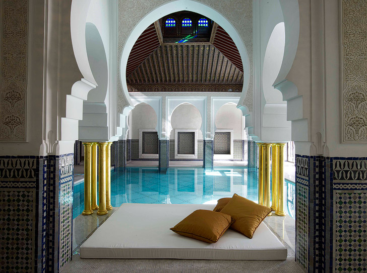 Hotel La Mamounia Marrakech (21 Fascinating Things to Do in Marrakech).