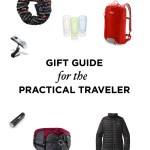 25 Best Gifts for Travelers: A Practical Gift Guide + Giveaway