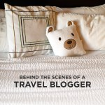 Behind the Scenes of a Travel Blogger