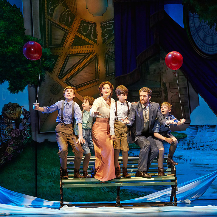 Our First Broadway on Broadway - Finding Neverland the Musical at the Lunt Fontanne Theater