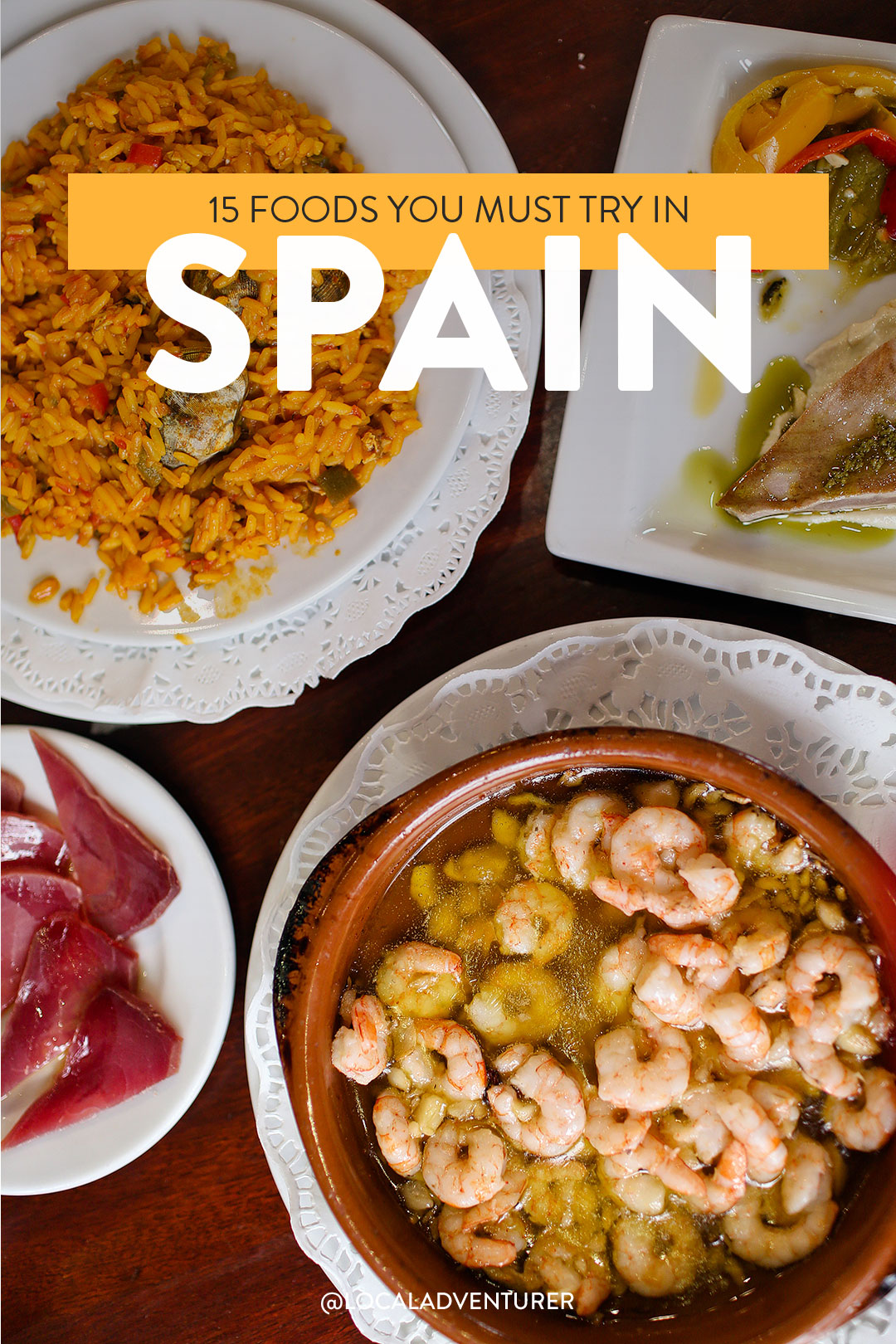 What To Eat In Spain
