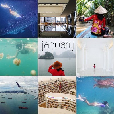 January Goals // Clear the List Monthly Goals Link Up & Community.