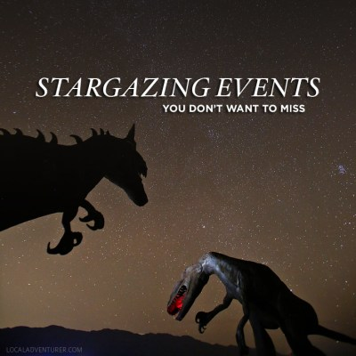 13 Stargazing Events You Won't Want to Miss in 2016