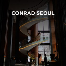 Conrad Seoul – Where to Stay in Seoul Korea
