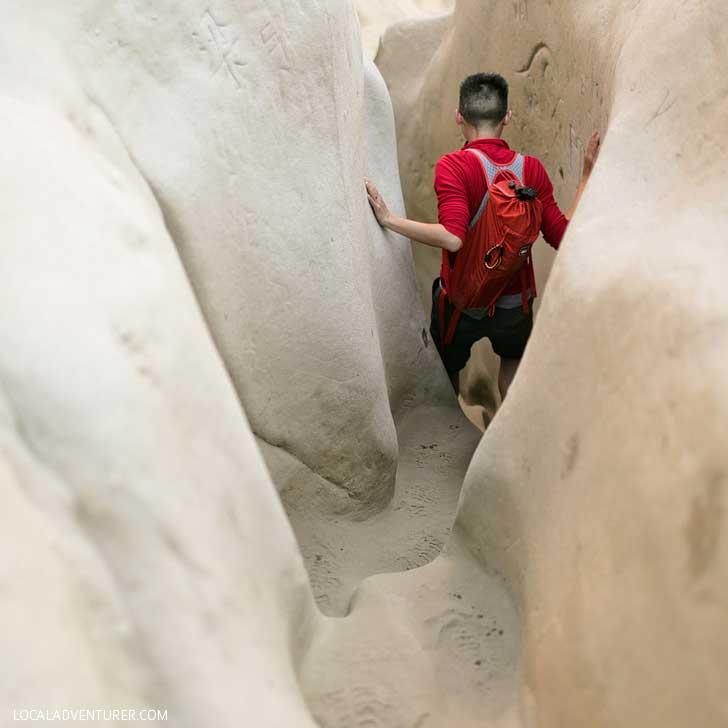 Ho Chi Minh Trail San Diego (Best Photography Spots in San Diego) // localadventurer.com