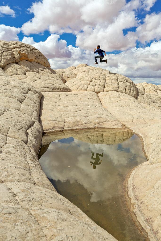 White Pocket Arizona : white, pocket, arizona, White, Pocket, Arizona, Wave., Which, Better?