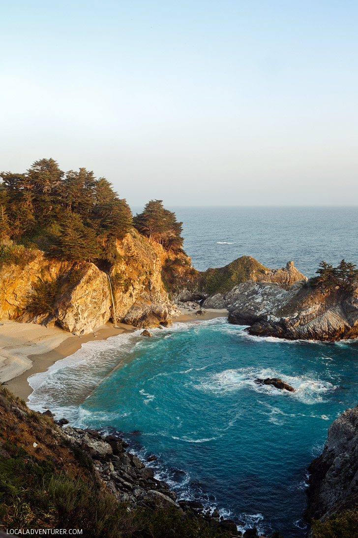 11 Things You Can't Miss in Big Sur California