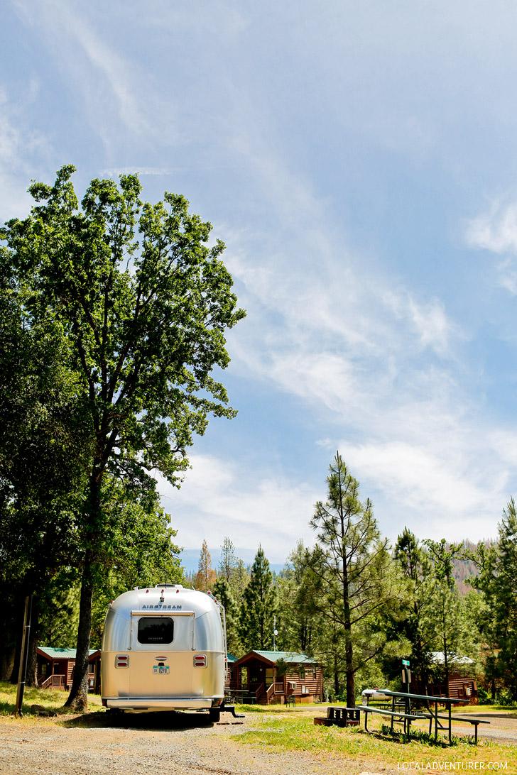 Yosemite Pines RV Park- Where to Stay near Yosemite National Park // localadventurer.com