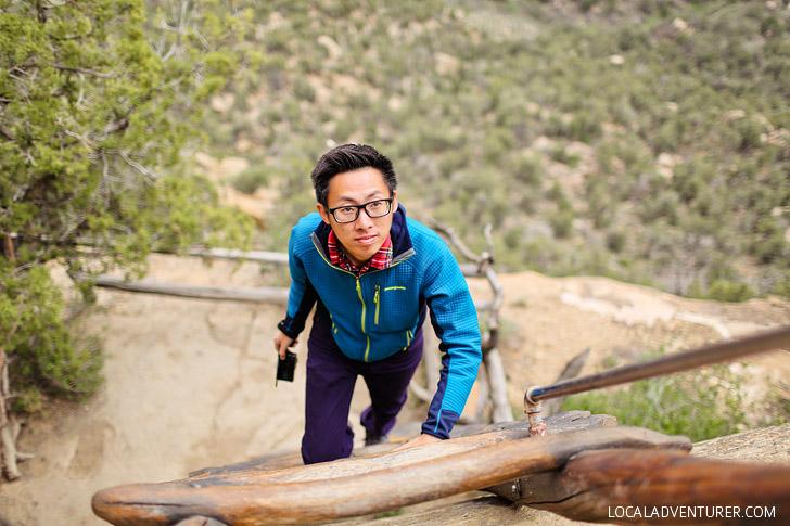 Balcony House Mesa Verde National Park Colorado USA - UNESCO World Heritage Site // localadventurer.com