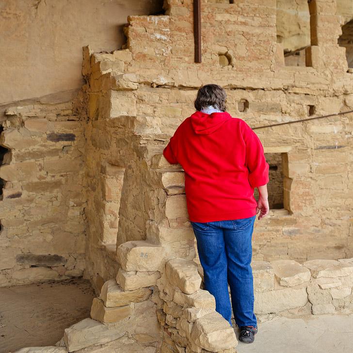 Balcony House Tour Mesa Verde National Park // localadventurer.com
