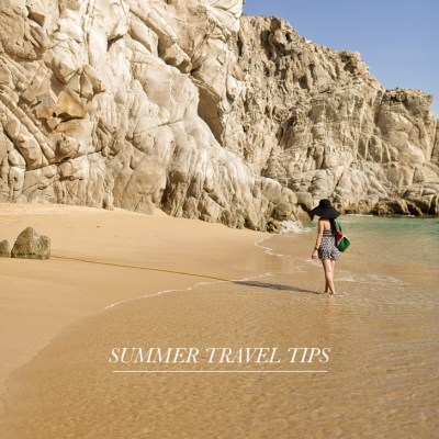 Summer Travel Tips - 7 Ways to Stay Healthy While Traveling // localadventurer.com