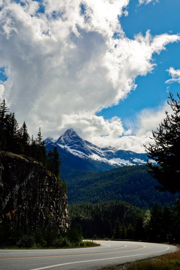 North Cascades Highway 20 - Scenic Drive in Washington // localadventurer.com