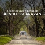 Recap of Our Trip – Our Airstream #EndlessCaravan in Numbers