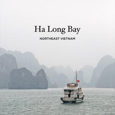 Magical Boat Cruise through Halong Bay Vietnam - a UNESCO World Heritage Site // localadventurer.com