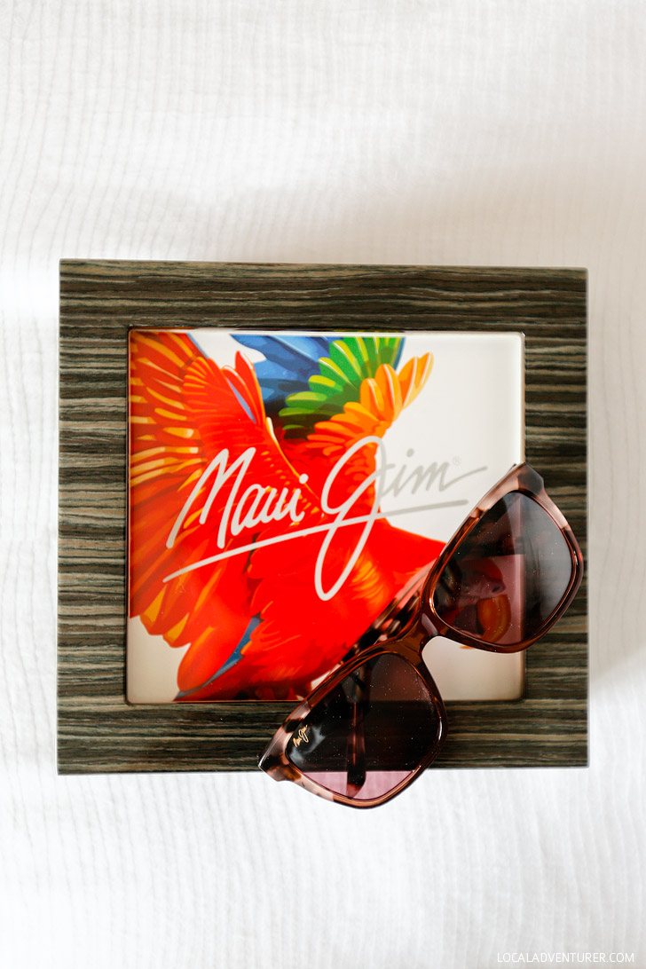 Maui Jim Sunglasses Review // localadventurer.com