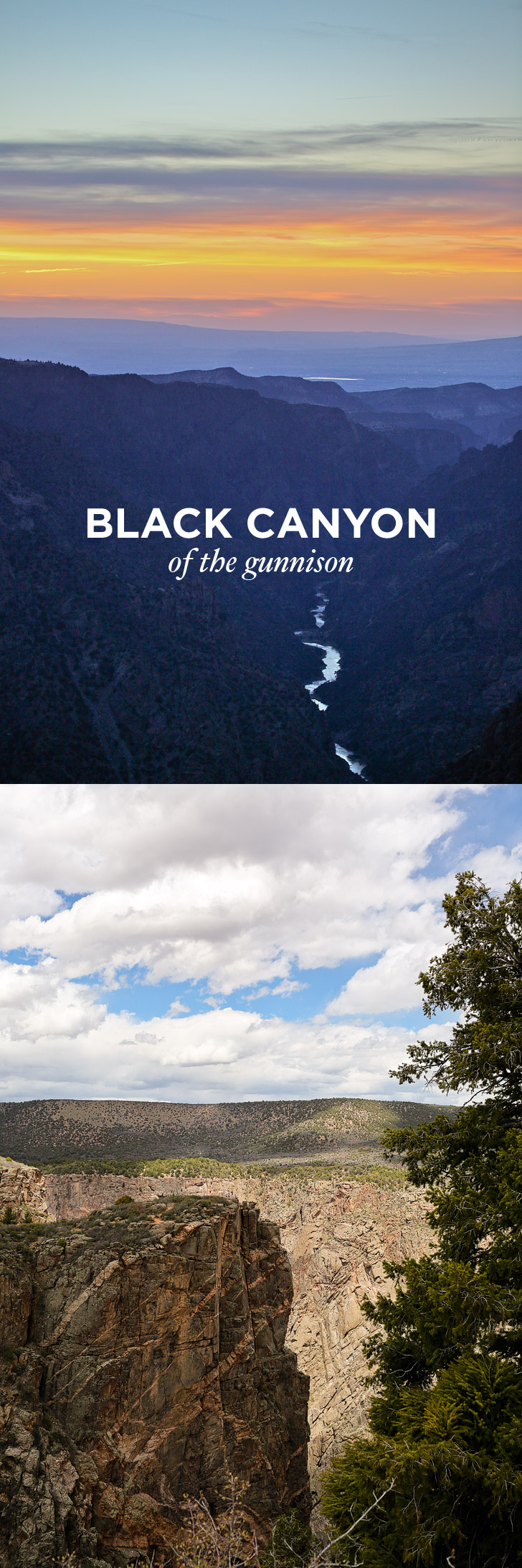 9 Things You Can't Miss at Black Canyon of the Gunnison National Park, Colorado // localadventurer.com