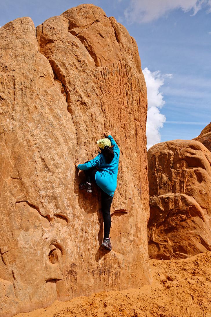 The Best Hike in Arches National Park Utah  Devils Garden