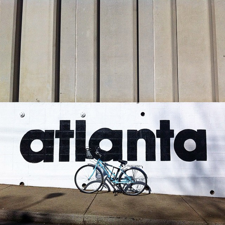 Atlanta Humane Society Wall (+ Most Popular Instagram Spots in Atlanta) // localadventurer.com