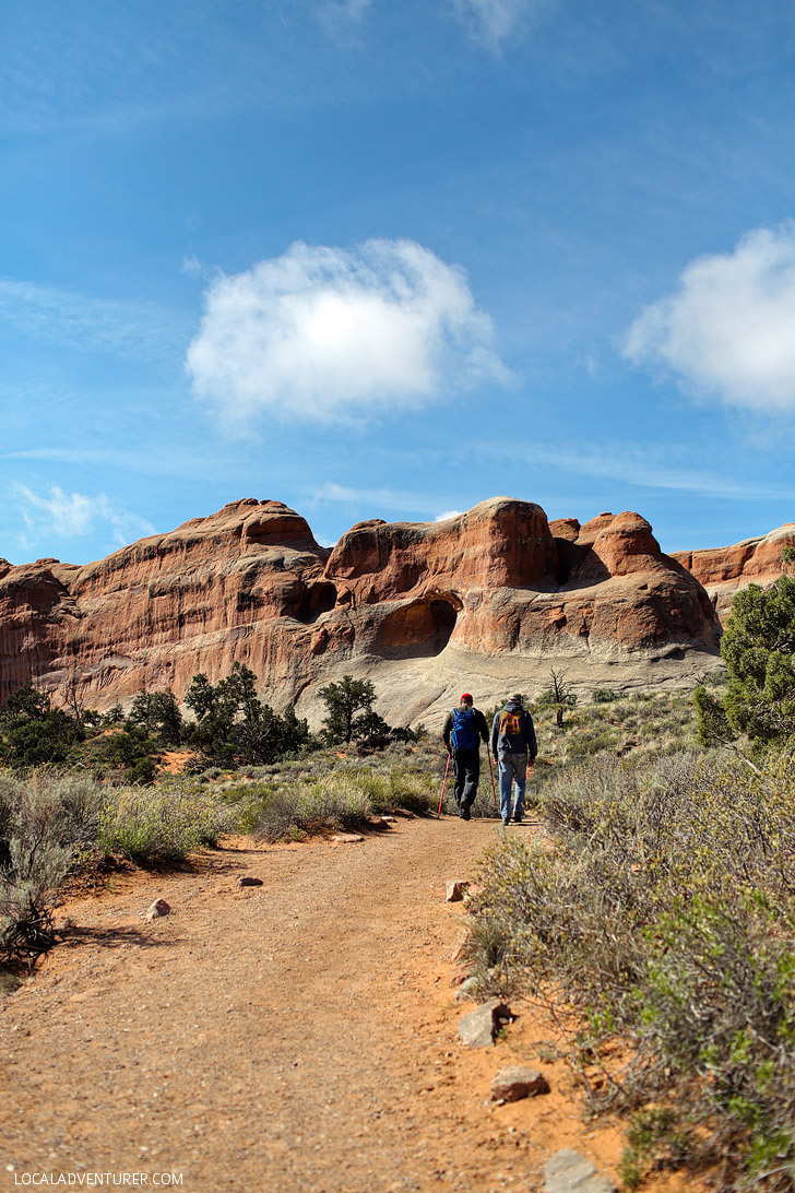The Best Hike In Arches National Park Utah Devils Garden