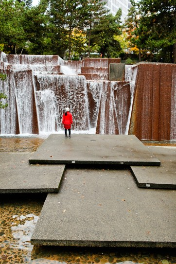 Ira Keller Fountain Park (+ 25 Best Instagram Spots in Portland Oregon) // localadventurer.com
