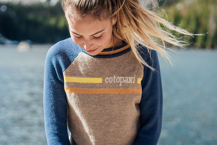 Cotopaxi Libre Sweater (The Best On the Go Clothing) // localadventurer.com