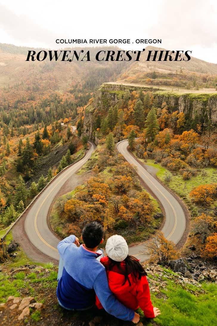 Rowena Crest Hikes, Mayer State Park, Oregon // localadventurer.com