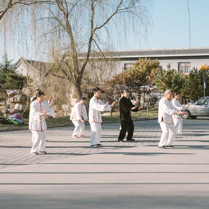 Participate in Tai Chi (11 Unique Things to Do in Beijing China) // localadventurer.com