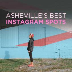 25 Most Popular Instagram Spots in Asheville NC