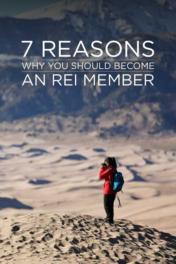 REI Membership Benefits + Why You Should Become An REI Member // localadventurer.com