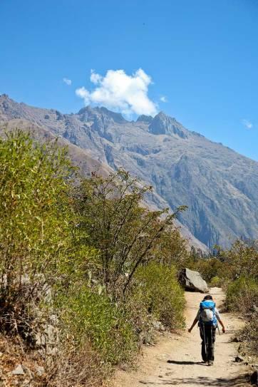 Day 1 of the Inca Trail Peru // localadventurer.com