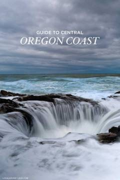 Your Ultimate Guide to Central Oregon Coast Attractions // localadventurer.com