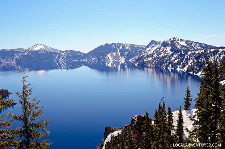 Best Hikes Crater Lake National Park // localadventurer.com