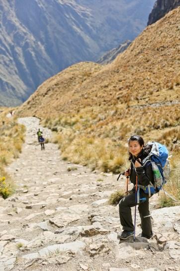 Dead Womans Pass - Highest Point on the Inca Trail // localadventurer.com